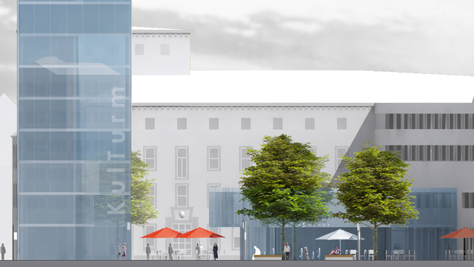 Hirsch Architekten hindenburgplatz hildesheim hirsch architekten